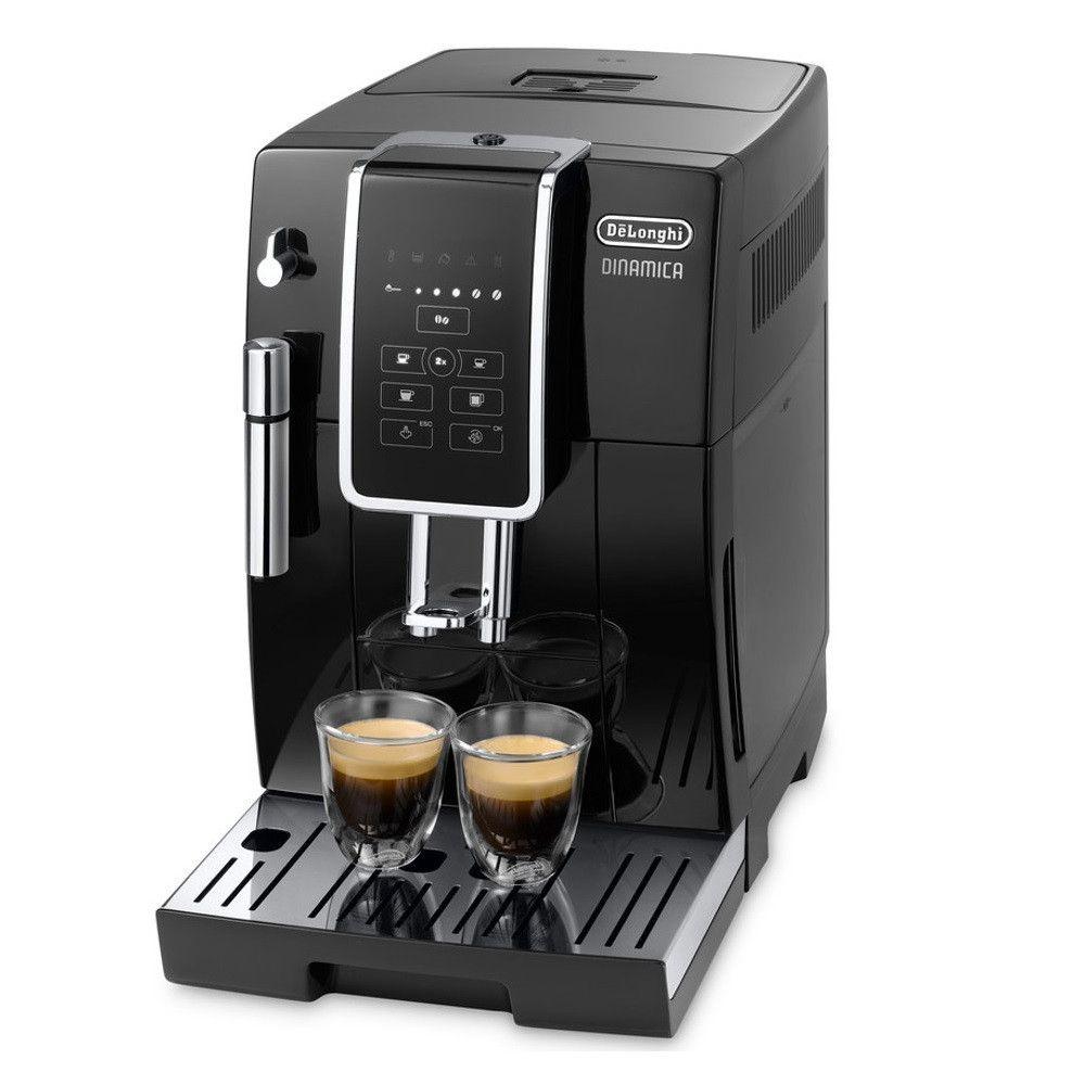 Espressor cafea DeLonghi ECAM350.15.B Dinamica 1450W 1.8L Negru
