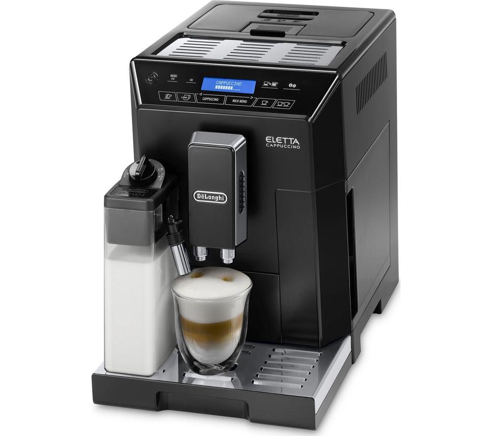 Espressor DeLonghi Eletta ECAM44.660B 1450W 2L Negru