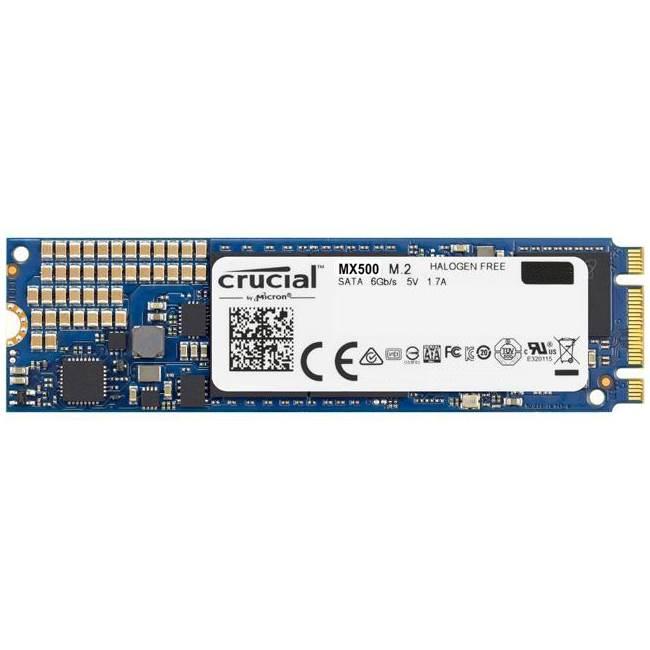 Hard Disk SSD Crucial MX500 500GB M.2 2280