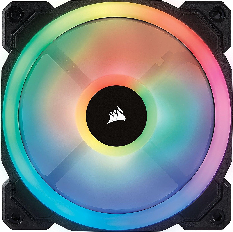 Ventilator Corsair LL120 RGB LED 120 mm PWM