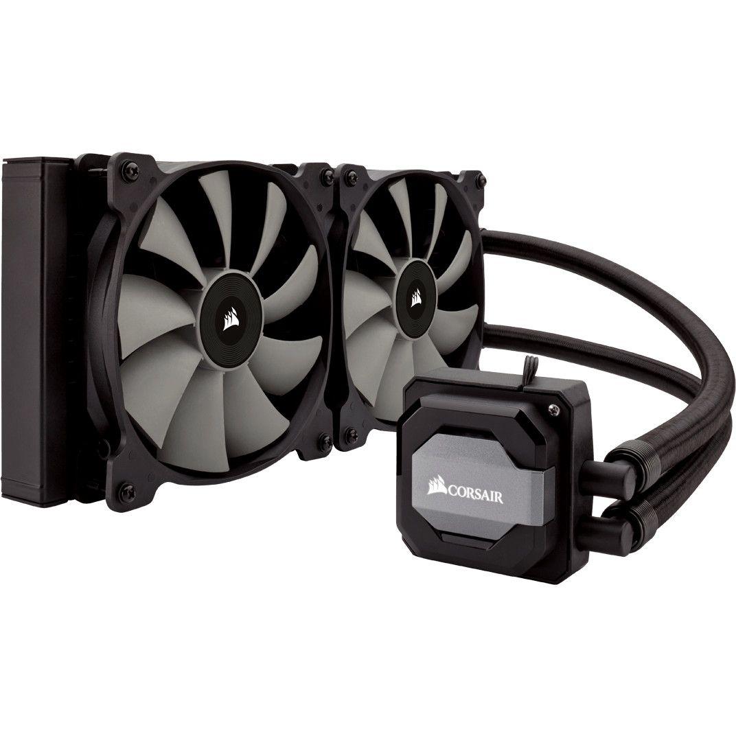 Cooler CPU Corsair Hydro Series H110i 280mm Extreme Performance Liquid