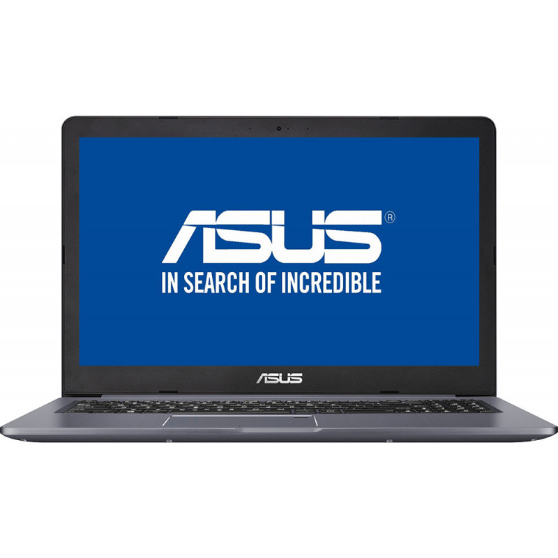 Notebook Asus VivoBook Pro N580VD 15.6 Full HD Intel Core i7-7700HQ GTX 1050-4GB RAM 8GB HDD 1TB Endless Gri