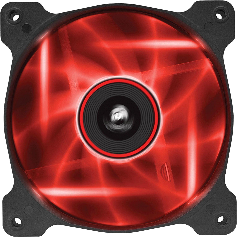 Ventilator Corsair Air Series SP120 High Static Pressure 120mm LED Red