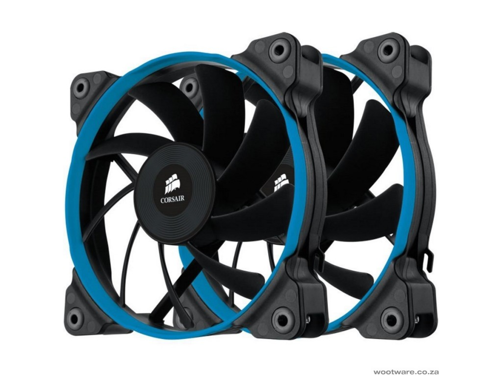 Ventilator Corsair Air Series SP120 High Performance Edition High Static Pressure 120mm Twin Pack