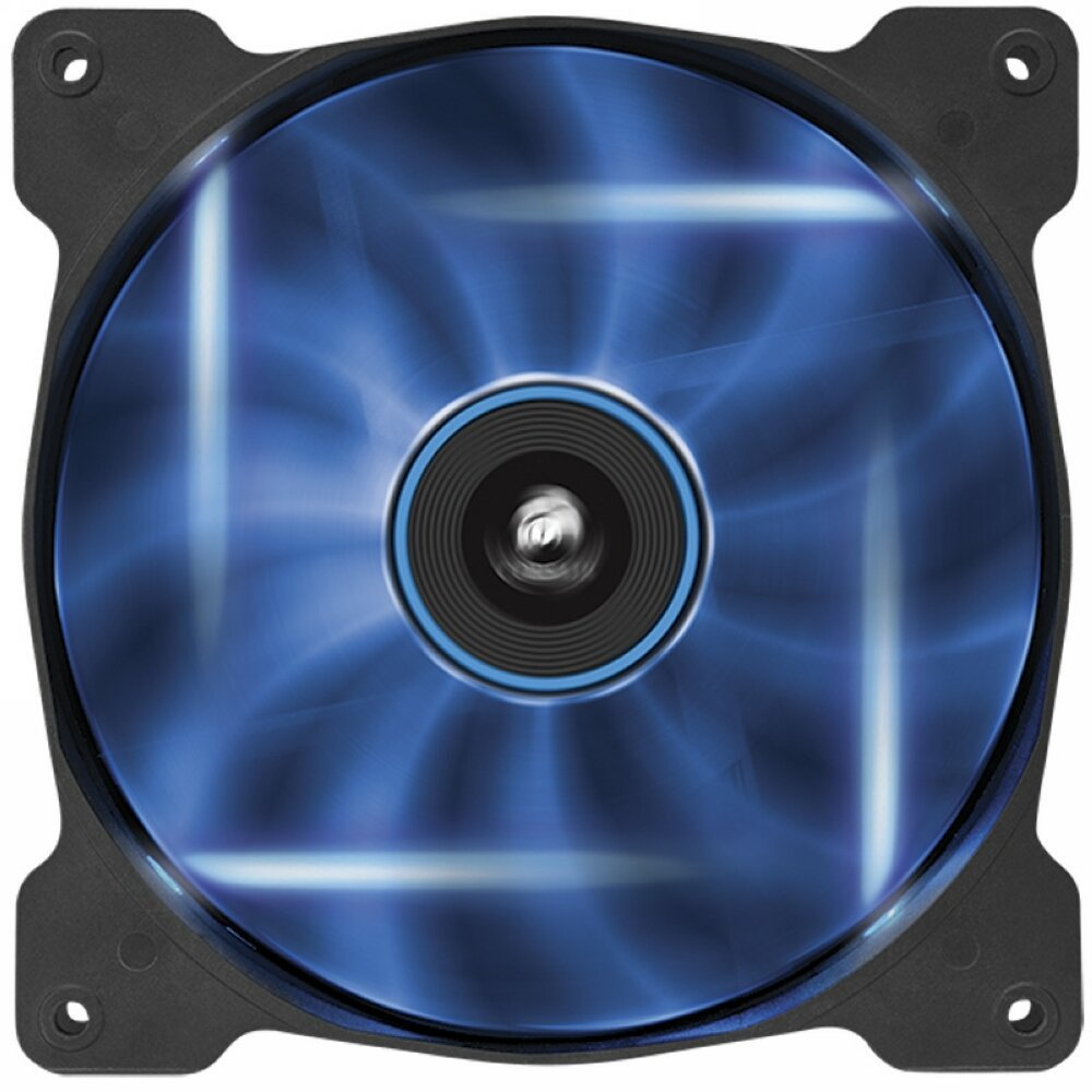 Ventilator Corsair Air Series AF140 Quiet Edition High Airflow 140mm LED Blue