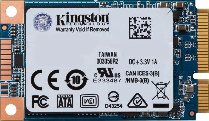 Hard Disk SSD Kingston UV500 120GB mSATA