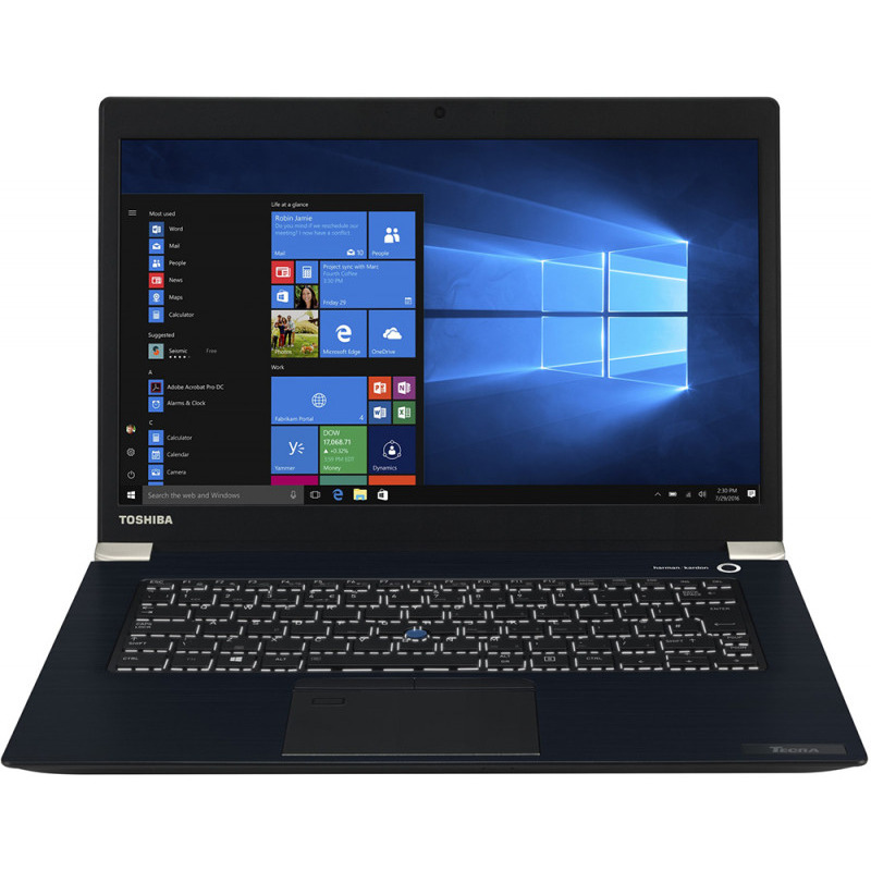 Ultrabook Toshiba Tecra X40-D-10G 14 Full HD Intel Core i5-7200U RAM 8GB SSD 256GB Windows 10 Pro
