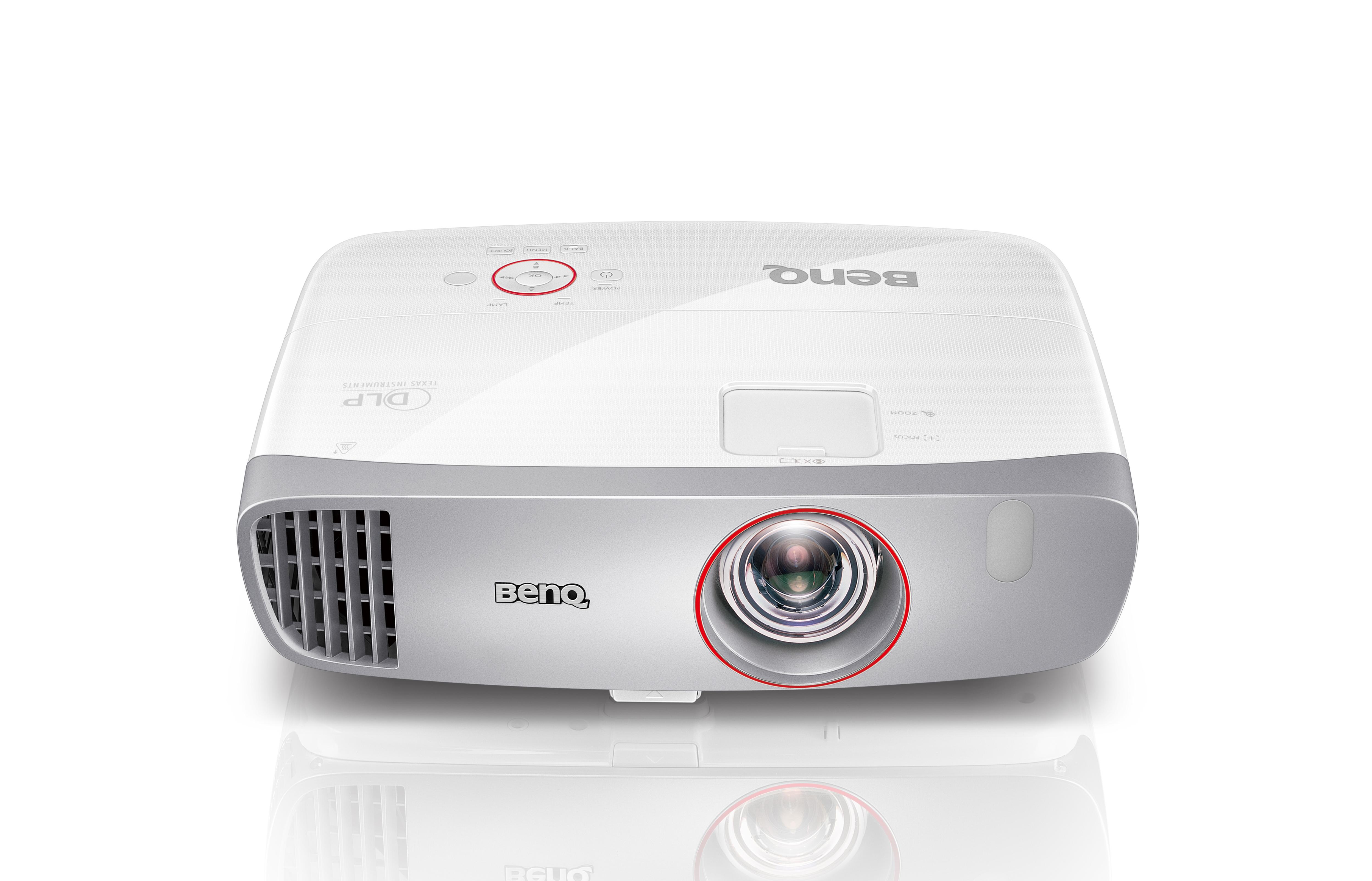 Videoproiector BenQ W1210ST Full HD
