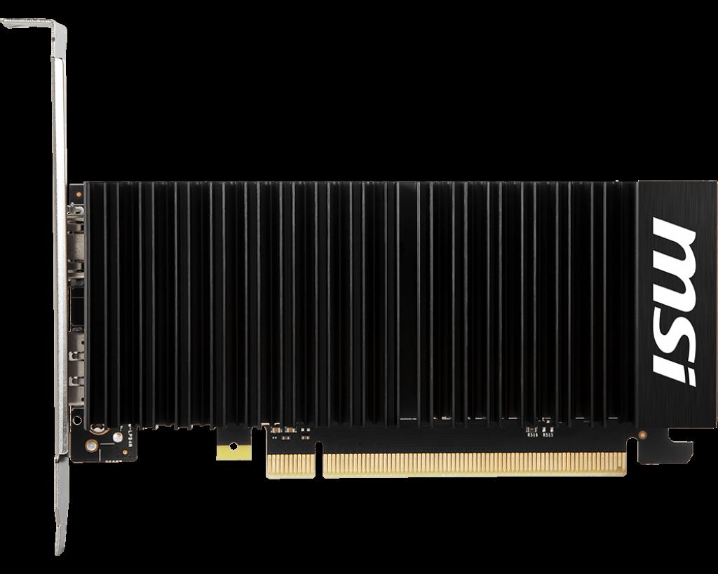 Placa Video MSI GeForce GT 1030 2GHDR LP OC 2GB 64 biti
