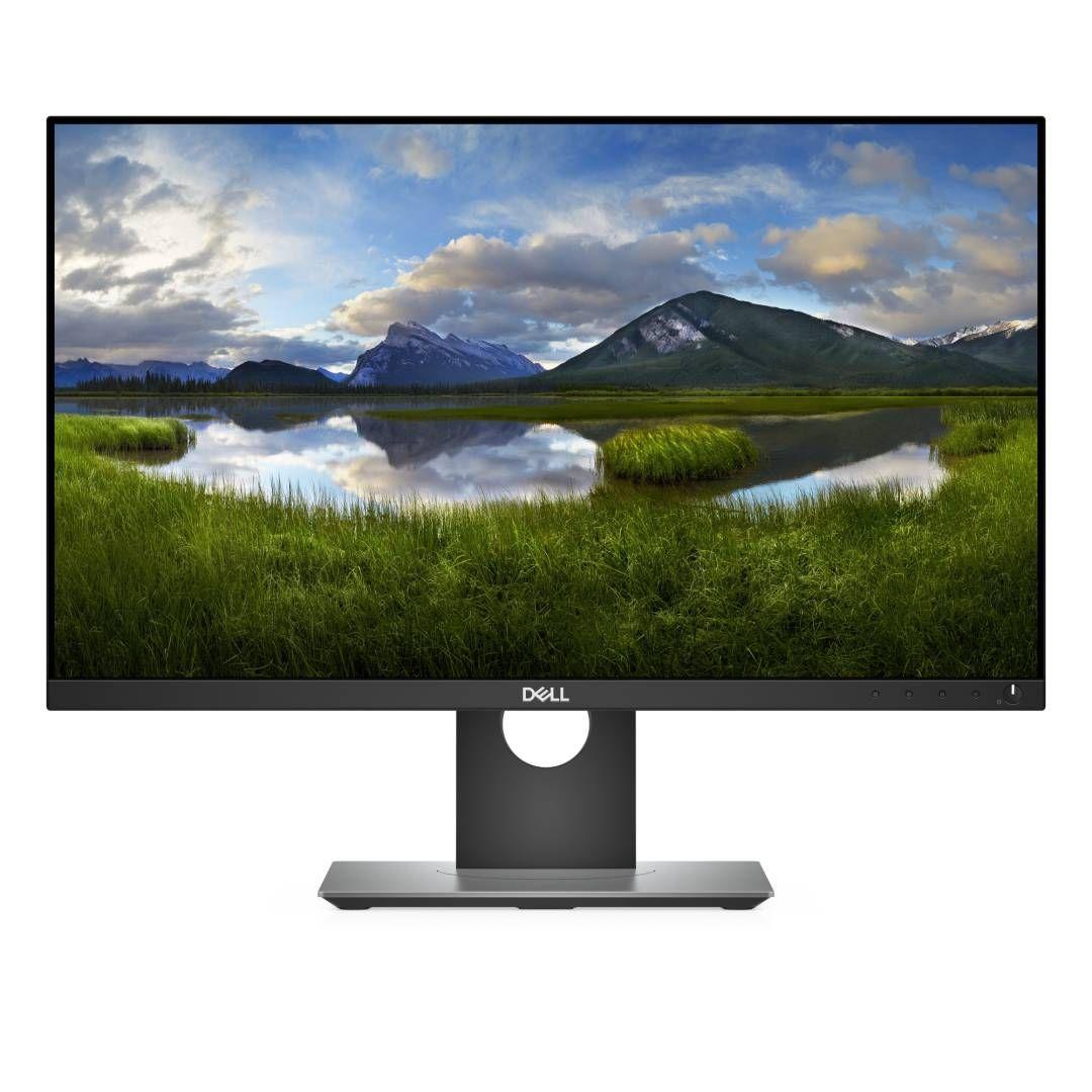 Monitor LED Dell P2418D 23.8 WQHD 8ms Negru