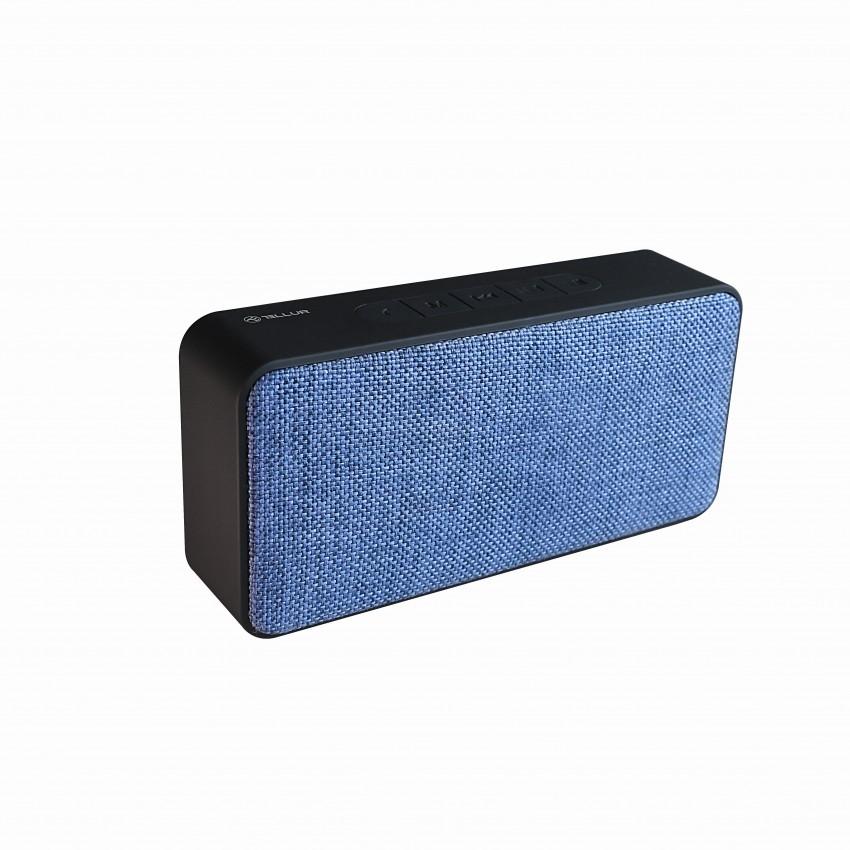Boxa portabila Bluetooth Tellur Lycaon 10W Albastru
