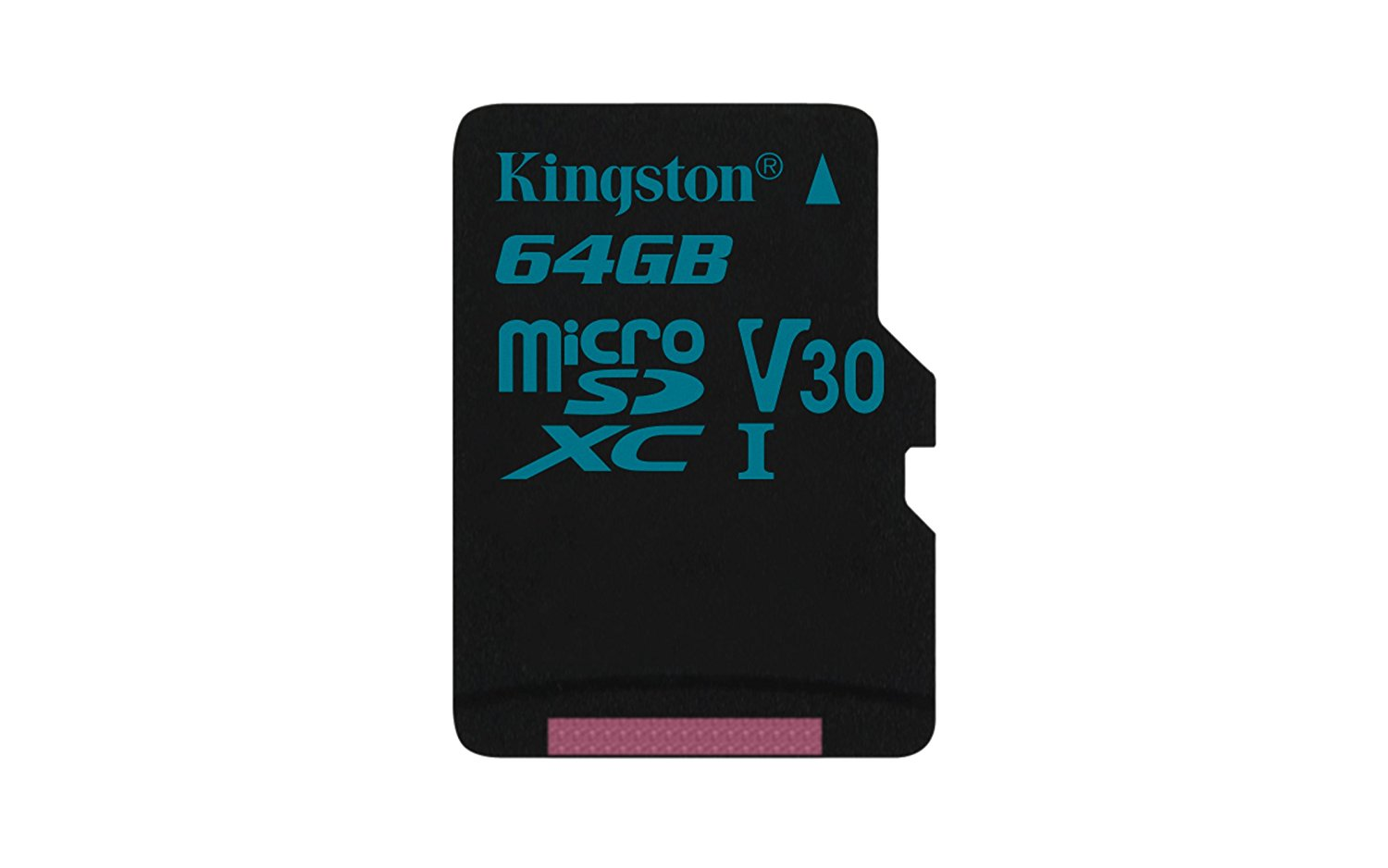 Card de memorie Kingston microSDXC Canvas Go! 64GB Clasa 10 UHS-I U3