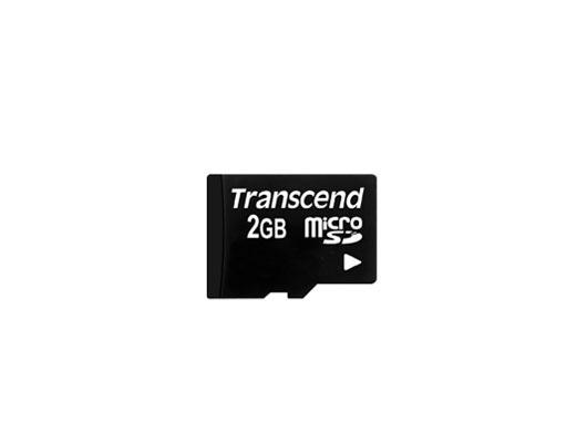 Card de memorie Transcend MicroSD 2GB