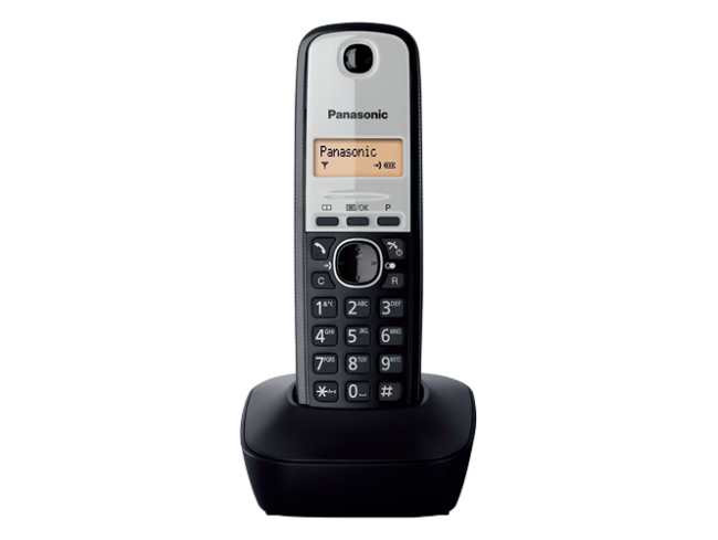 Telefon DECT Panasonic KX-TG1911FXG Gri inchis