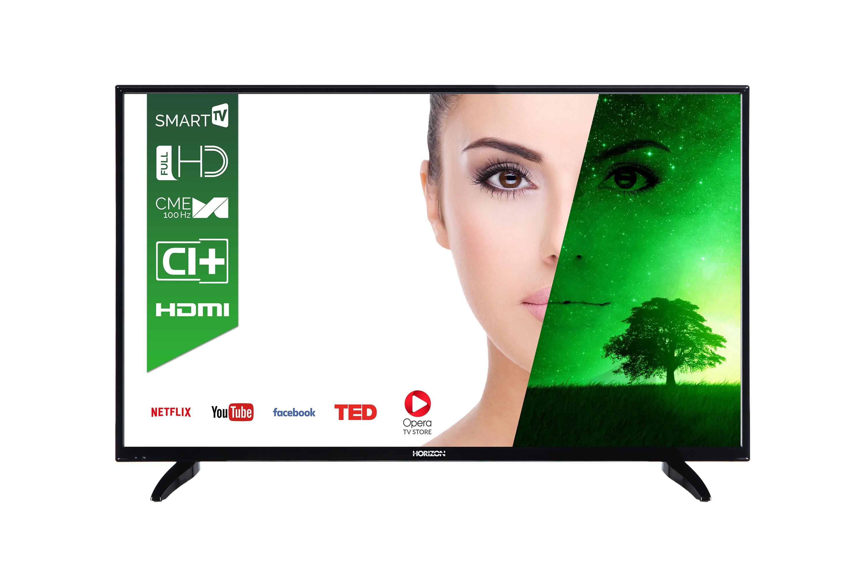 Televizor LED Horizon Smart TV 32HL7330H 81cm HD Ready Negru