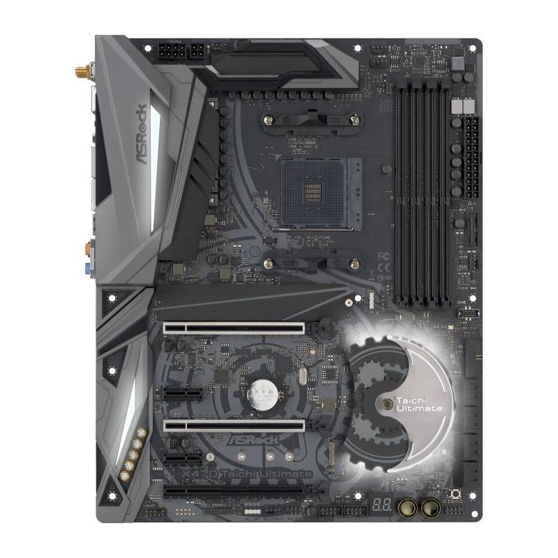 Placa de baza ASRock X470 Taichi ULTIMATE socket AM4