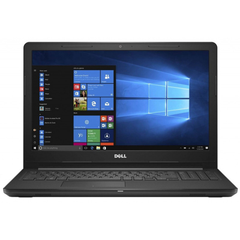 Notebook Dell Inspiron 3576 15.6 Full HD Intel Core i5-8250U Radeon 520-2GB RAM 8GB HDD 1TB Windows 10 Home