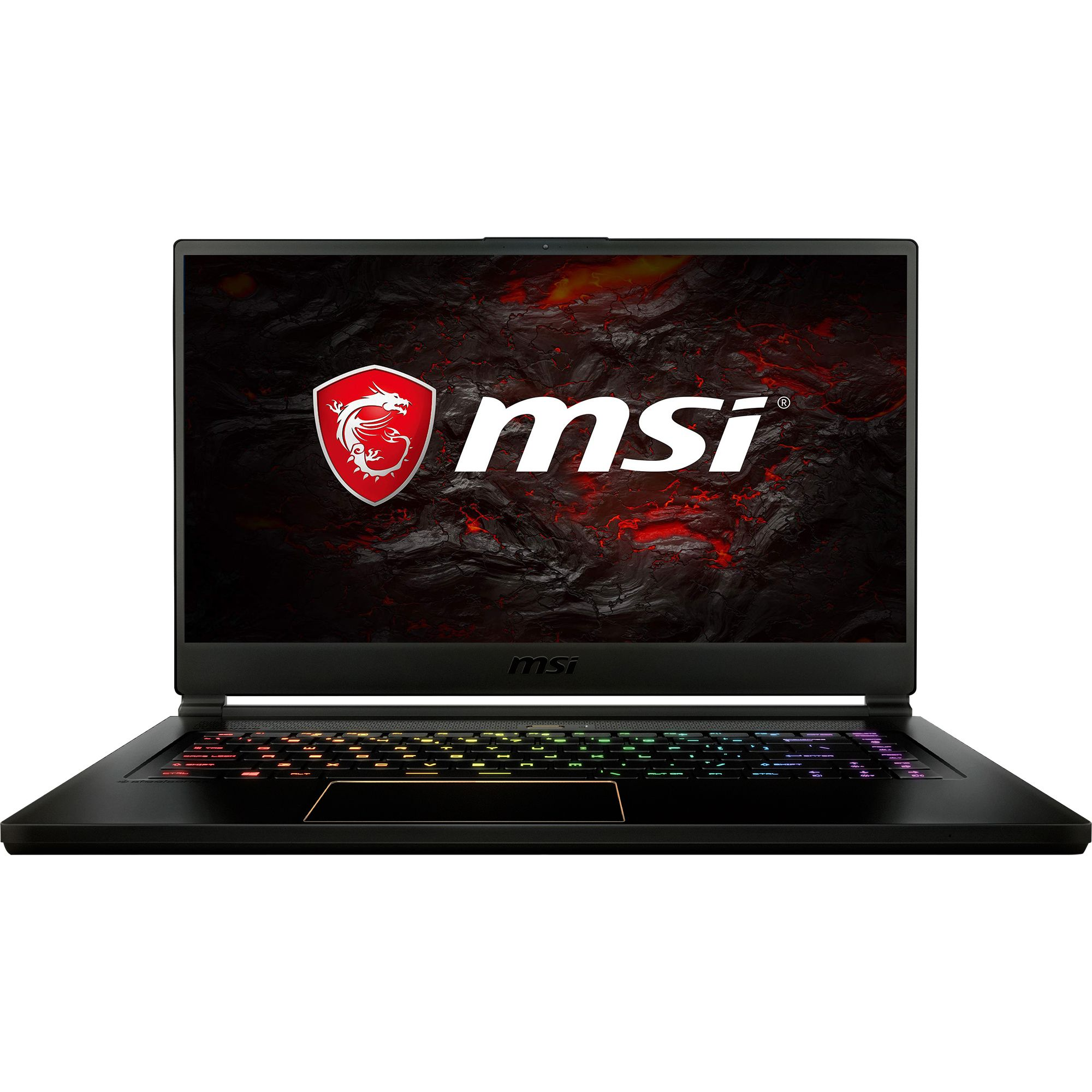 Notebook MSI GS65 Stealth Thin 8RE-076XRO 15.6 Full HD Intel Core i7-8750H GTX 1060-6GB RAM 16GB SSD 256GB FreeDOS