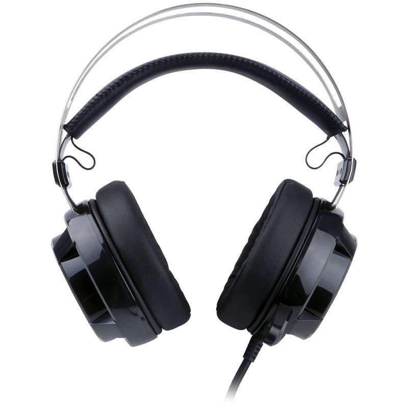 Casti Gaming cu microfon Redragon Siren Black