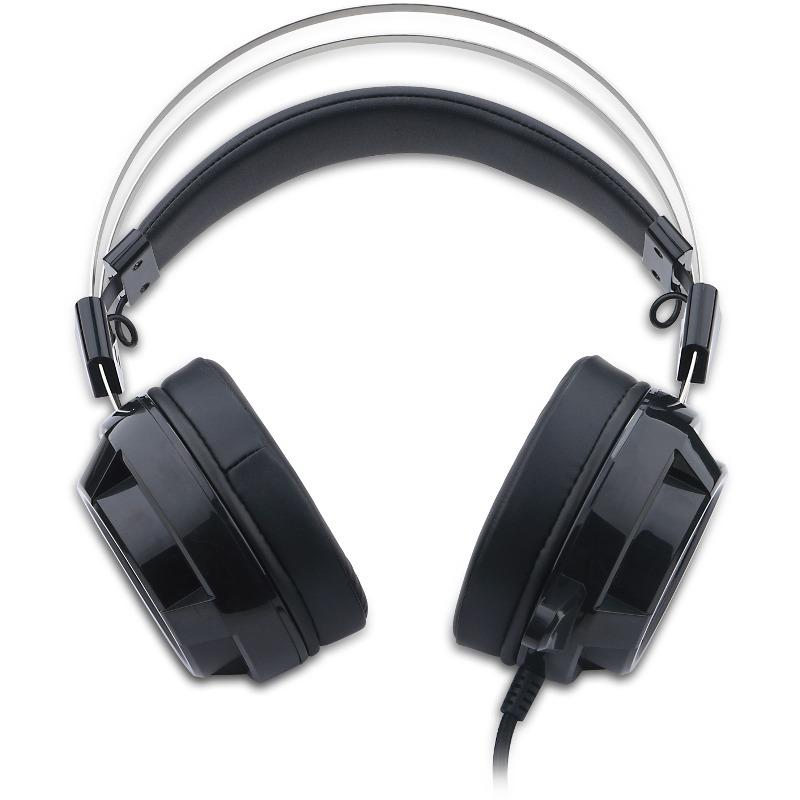 Casti Gaming cu microfon Redragon Siren 2 Black
