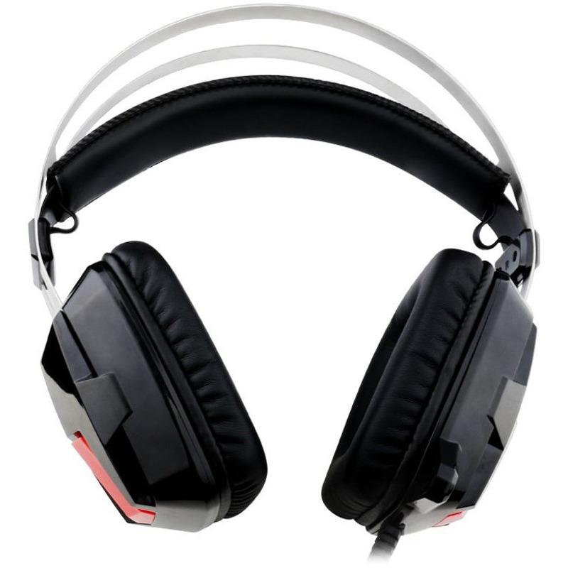 Casti Gaming cu microfon Redragon Lagopasmutus 2 Black