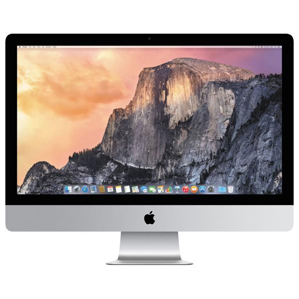 Sistem All-In-One Apple iMac 27 Retina 5K Intel Core i5 3.5GHz Radeon Pro 575-4GB 8GB RAM 1TB HDD Tastatura INT Mac OS X