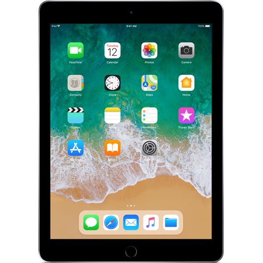 Tableta Apple iPad 9.7 (2018) 128GB WiFi Space Grey