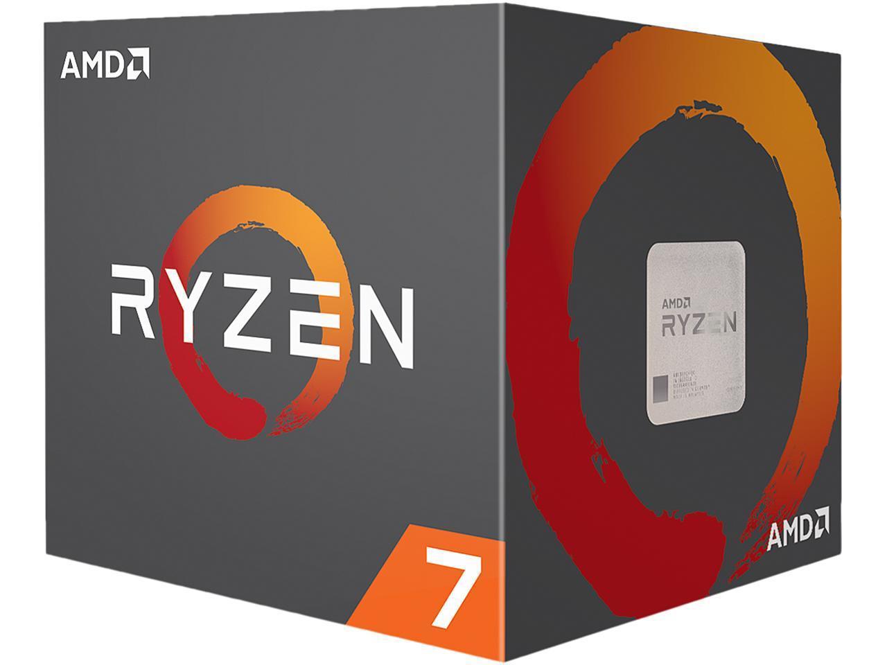 Procesor AMD Ryzen 7 2700 3.2 GHz 16MB