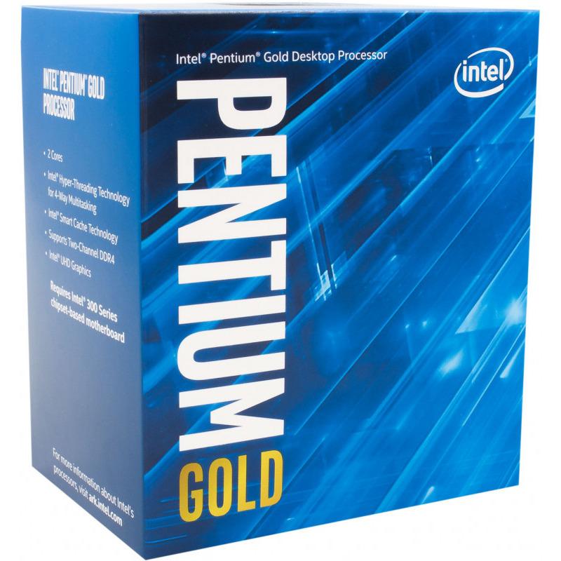 Procesor Intel Pentium Gold G5400 box