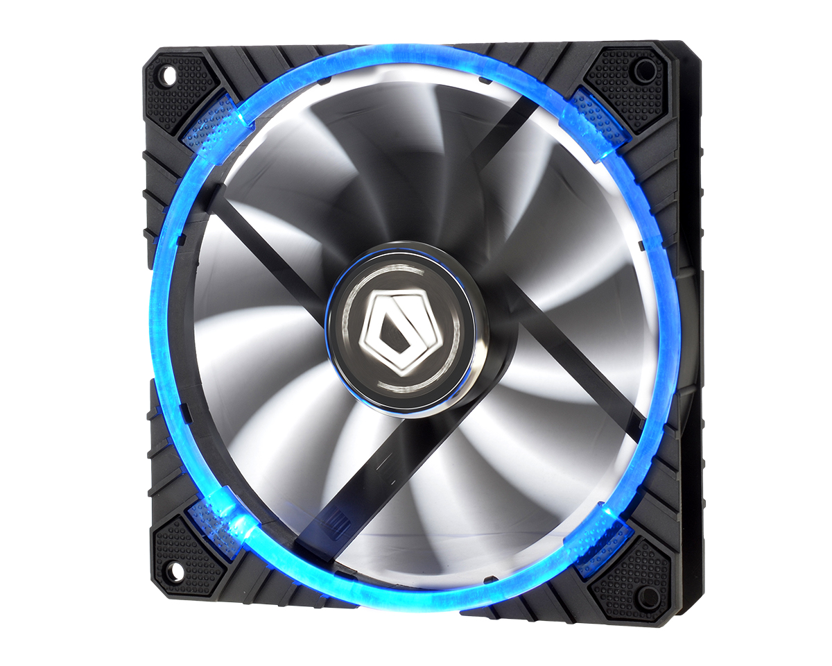 Ventilator ID-Cooling CF-14025-B 140mm Blue LED