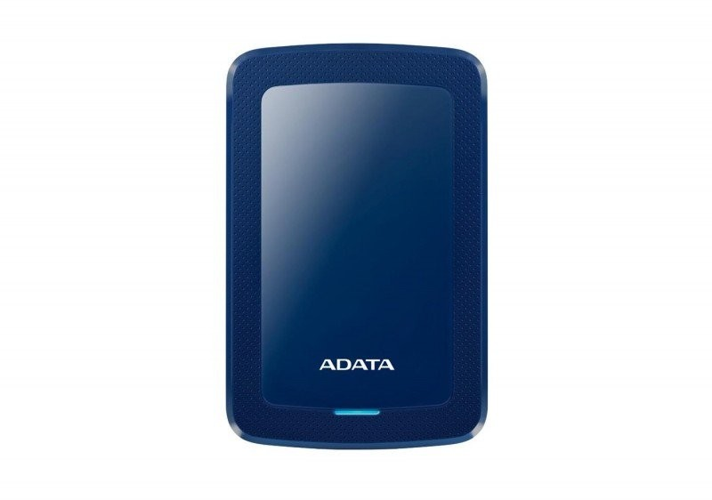 Hard Disk Extern A-Data HV300 5TB USB 3.1 Albastru
