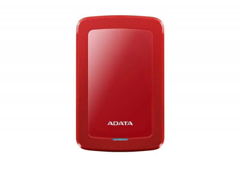 Hard Disk Extern A-Data HV300 1TB USB 3.1 Rosu