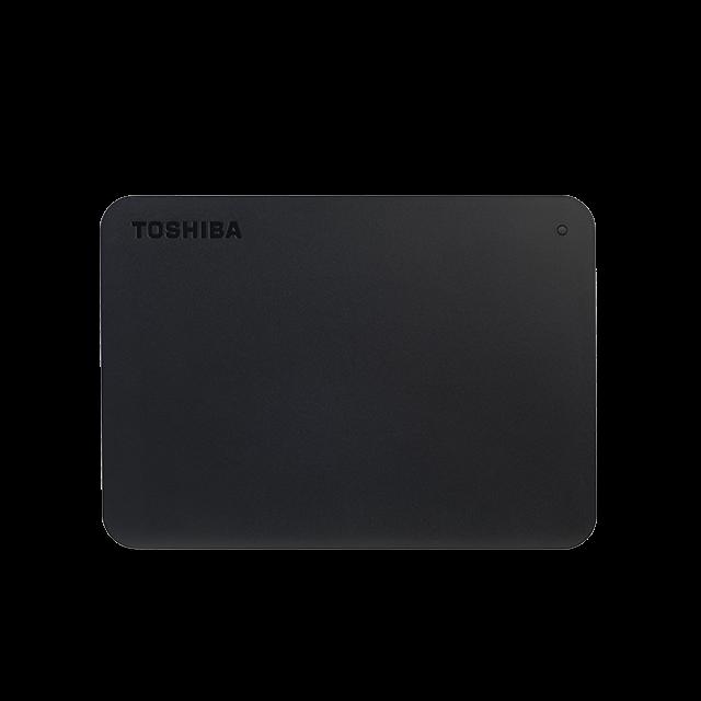 Hard Disk Extern Toshiba Canvio Basics 1TB USB 3.0 Negru