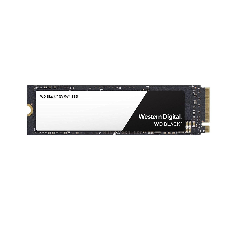 Hard Disk SSD Western Digital Black NVMe 500GB M.2 2280