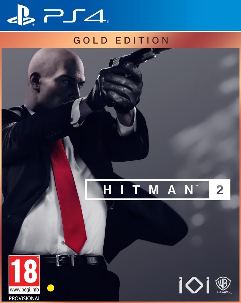 Hitman 2 Gold Edition - PS4