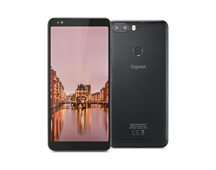 Telefon Mobil Gigaset GS370 32GB Flash 3GB RAM Dual SIM 4G Black