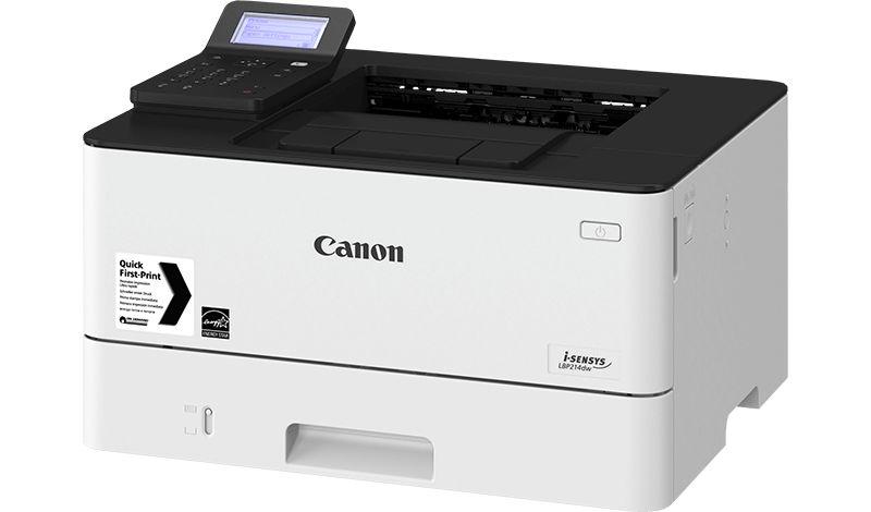 Imprimanta Laser Monocrom Canon LBP214dw