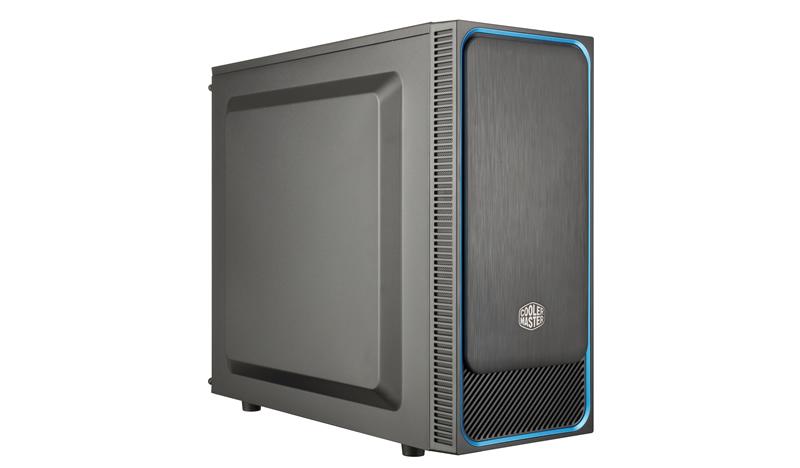 Carcasa PC Cooler Master MasterBox E500L Albastru