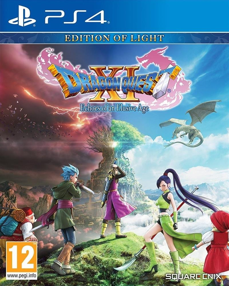 Dragon Quest XI D1 Edition Of Light - PS4