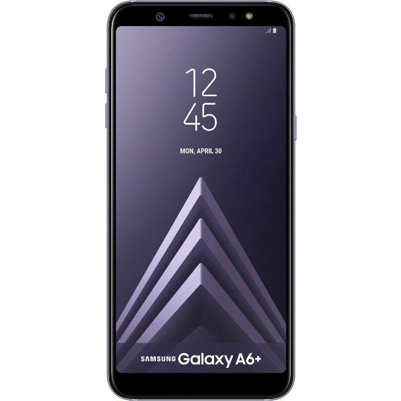 Telefon Mobil Samsung Galaxy A6 (2018) 32GB Flash 3GB RAM Dual SIM 4G Violet