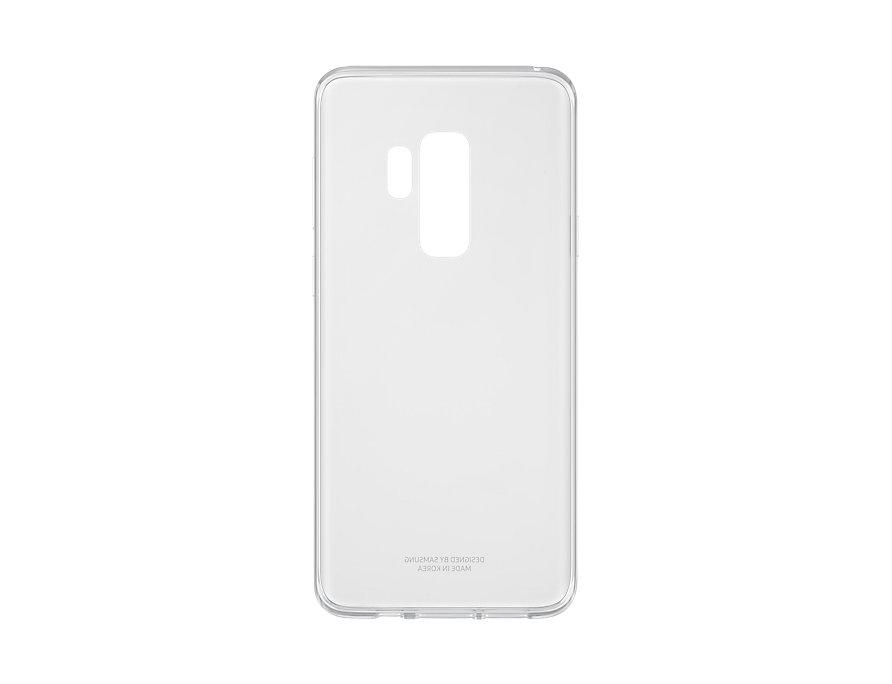 Capac protectie Clear Cover Samsung EF-QG965 pentru Galaxy S9 Plus G965 Transparent