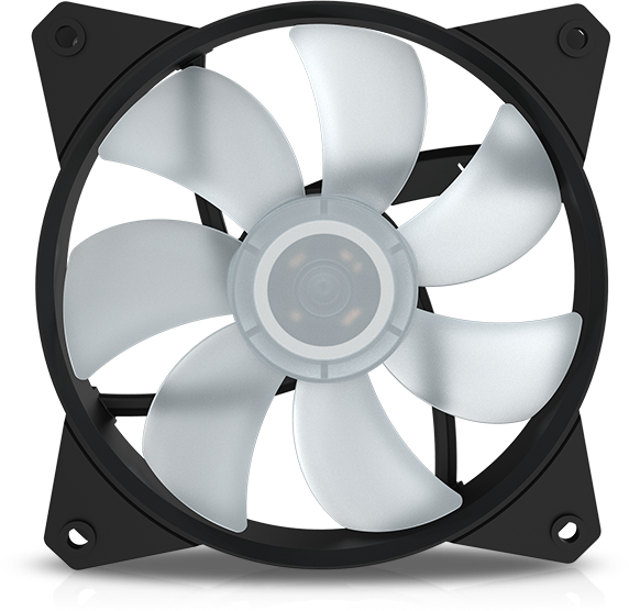 Ventilator Cooler Master MasterFan MF121L RGB