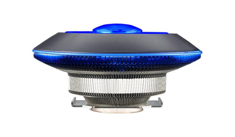 Cooler CPU Cooler Master MasterAir G100M 100mm RGB