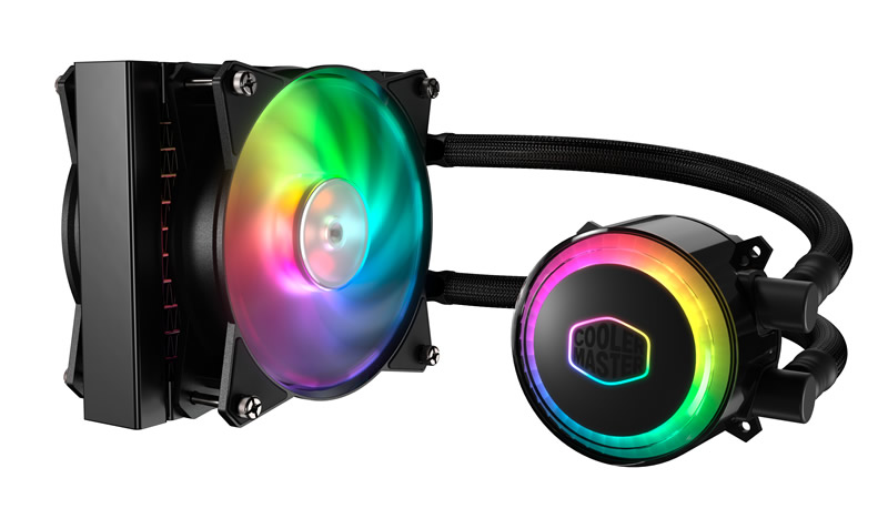 Cooler CPU Cooler Master MasterLiquid ML120R RGB 120mm