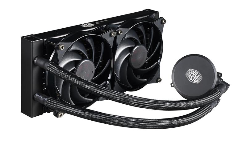Cooler CPU Cooler Master MasterLiquid ML240 240mm