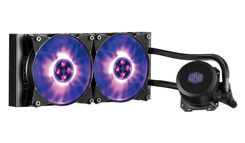 Cooler CPU Cooler Master MasterLiquid ML240L RGB 240mm