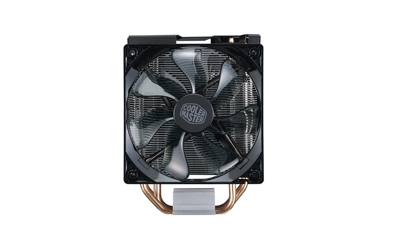 Cooler CPU Cooler Master Hyper 212 LED Turbo Black Cover