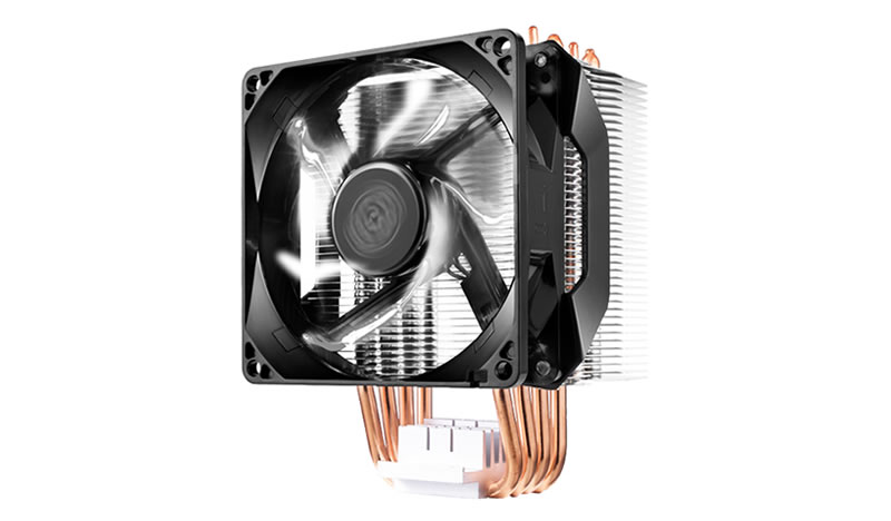 Cooler CPU Cooler Master Hyper H411R 92mm White LED