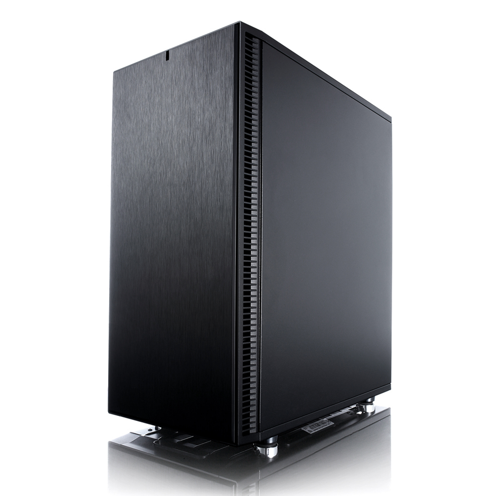 Carcasa PC Fractal Design Define C Black Tempered Glass