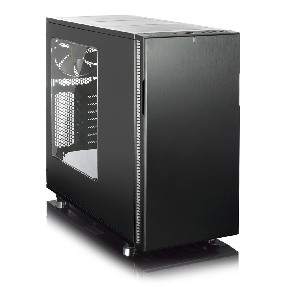 Carcasa PC Fractal Design Define R5 Blackout Edition Window